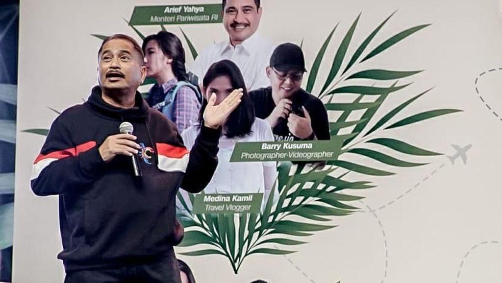 Cerita Menteri Pariwisata Memilih 10 Bali Baru