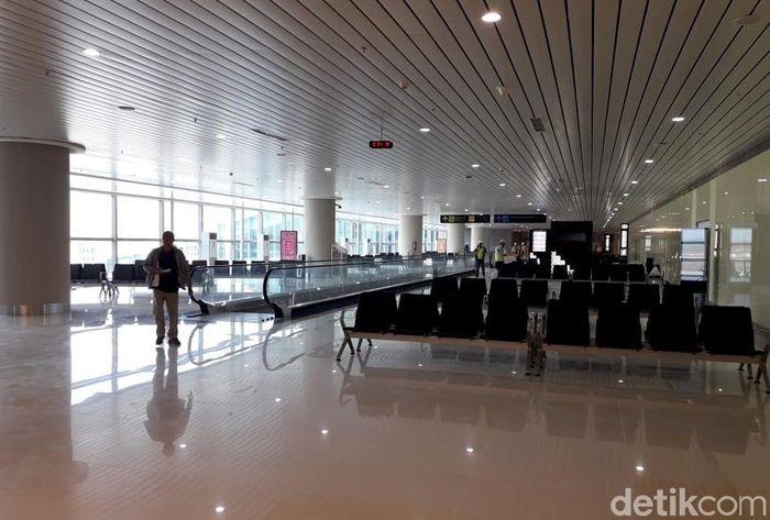 Yogyakarta International Airport (YIA) resmi dipilih sebagai nama bandara baru di Kabupaten Kulon Progo, DI Yogyakarta (DIY).