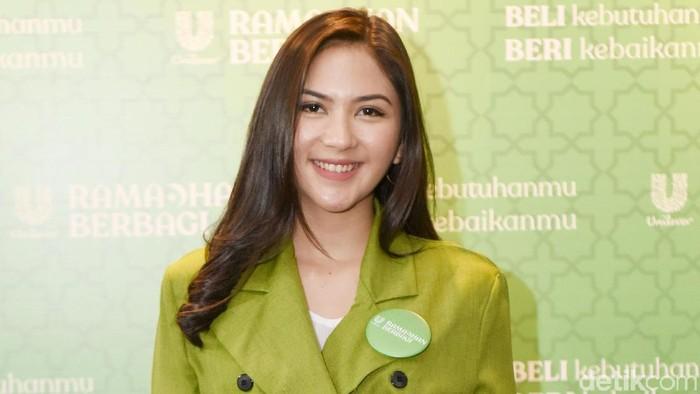 Jessica Mila saat ditemui di kawasan Setiabudi.
