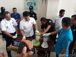 BNN Banten Tangkap Pria Nyabu Bersama 3 Oknum Polisi