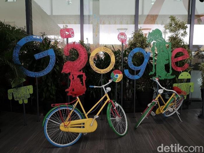 Google, Google Indonesia, Ilustrasi Google Indonesia