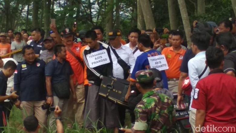 Teganya Dua Pemutilasi Mayat Dalam Koper Saat Membuang Jasad Korban