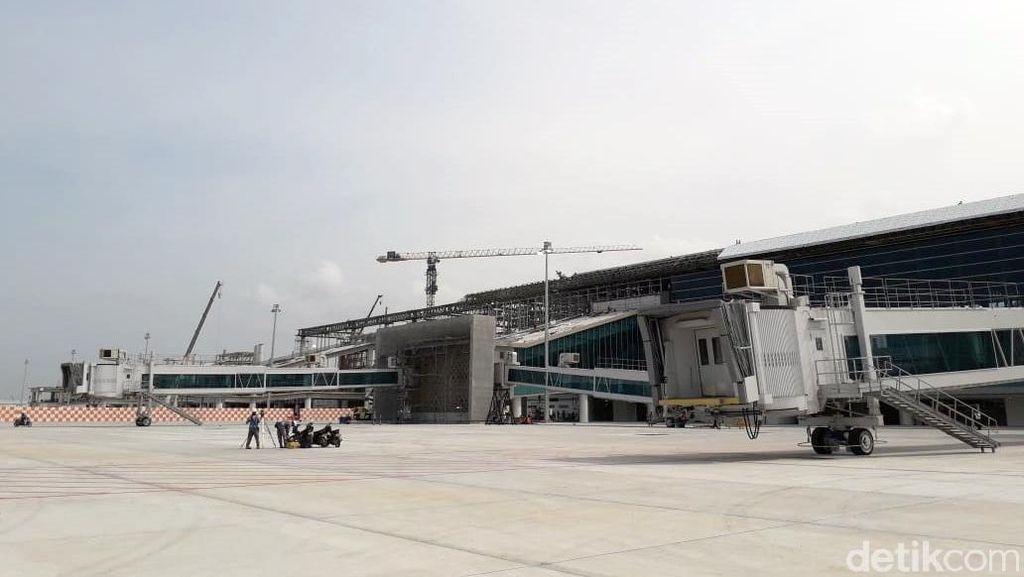 Begini Rute Lengkap Kereta yang Tersambung Bandara Kulon Progo
