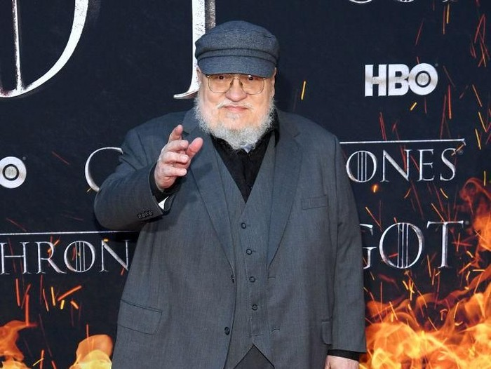 LOS ANGELES, CA - SEPTEMBER 17:  George R. R. Martin arrives at HBOs Post Emmy Awards Reception at the Plaza at the Pacific Design Center on September 17, 2018 in Los Angeles, California.  (Photo by Emma McIntyre/Getty Images)