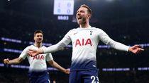 Bertahanlah di Tottenham, Eriksen