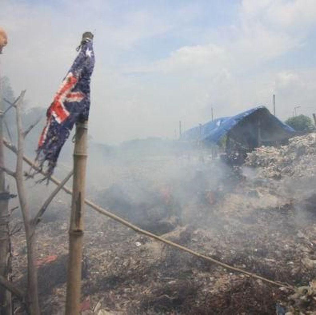 Pencemaran Kali Brantas: Australia, Ambil Sampahmu dari Indonesia