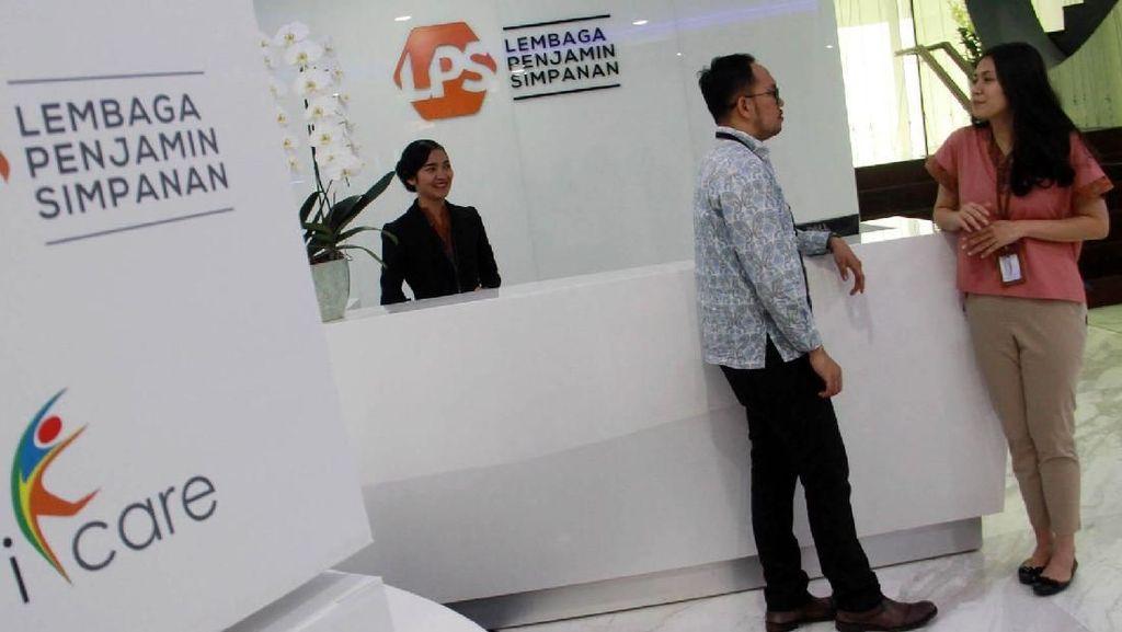 Angin Segar Buat Bank, LPS Tunda Kenakan Premi Tambahan