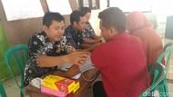 Petugas Pemilu di Banjarnegara Dicek Kesehatannya