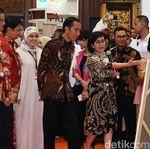 Jokowi Kunjungi Pameran Inacraft 2019