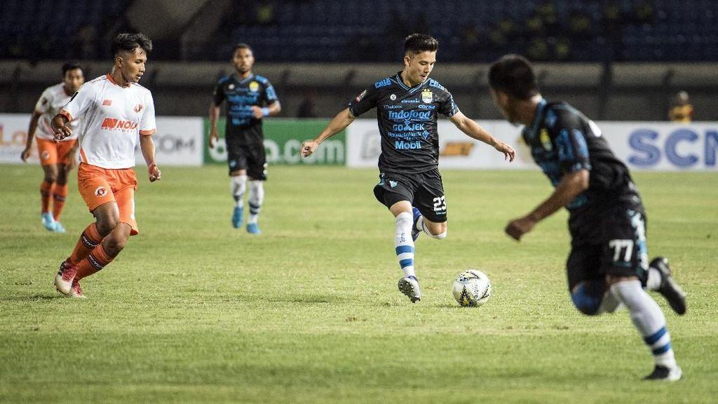 Hasil Piala Indonesia: Persib Kalah di Markas Borneo FC