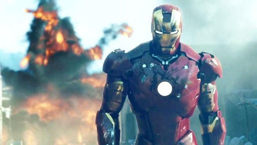 Avengers: Endgame Dirilis Ulang, Buntut Petisi untuk Tony Stark?