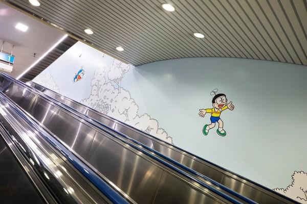 Di Kota Kawasako terdapat sebuah stasiun kereta yang berdekatan dengan Museum Doraemon atau Fujiko F Fujio Museum. Stasiun ini bernama Stasiun Noborito dan hanya berjarak 1,5 Km dari museum. (Shinjuku, Hakone, Enoshima-Kamakura Sightseeing: Odakyu/Facebook)