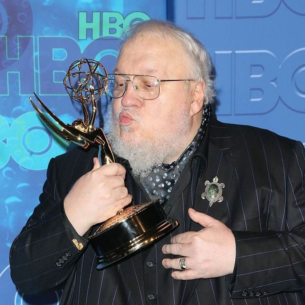 George RR Martin Tanggapi Akhir dari Serial Game of Thrones