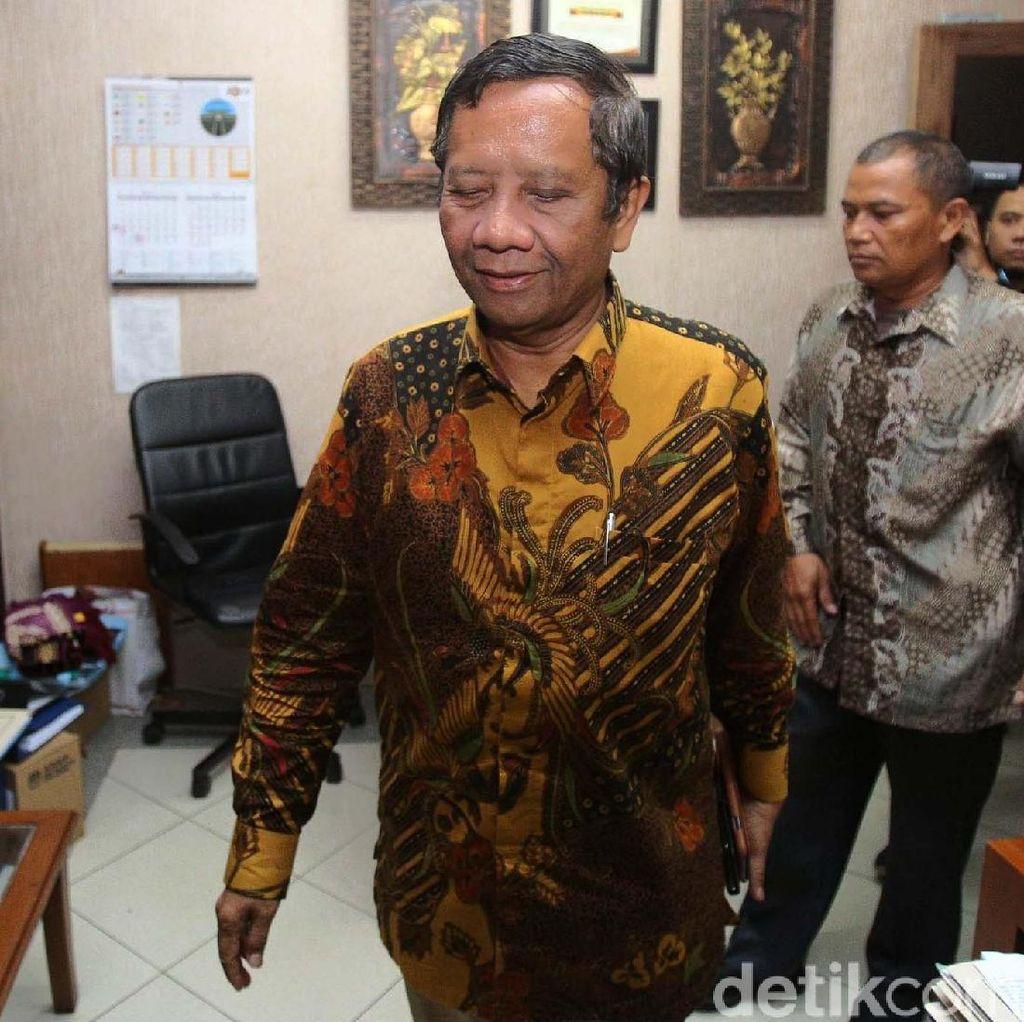 Mahfud Md: Pengelola Server KPU Semua Orang Indonesia, Tak Ada Asing