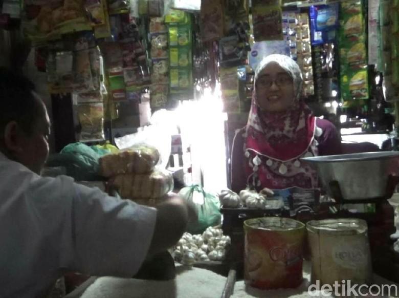Harga Bawang Putih di Pasar Probolinggo Naik Lebih 100 Persen