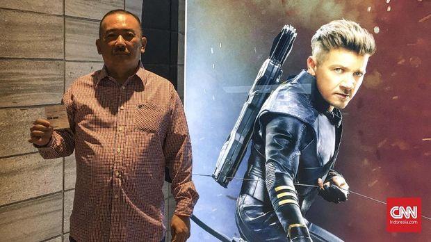 Benny Tjahyana menonton 'Avengers: Endgame' lebih dulu dibanding anak-anaknya.
