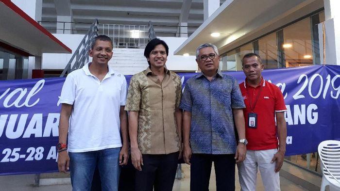 Festival Akuatik Indonesia segera digelar di Jakarta. Foto: Mercy Raya
