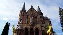 Foto: Kastil Negeri Dongeng dari Jerman