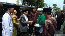 Maruf Amin Hadiri Tasyakuran Ulama di Yogya Atas Kemenangan Pilpres 2019