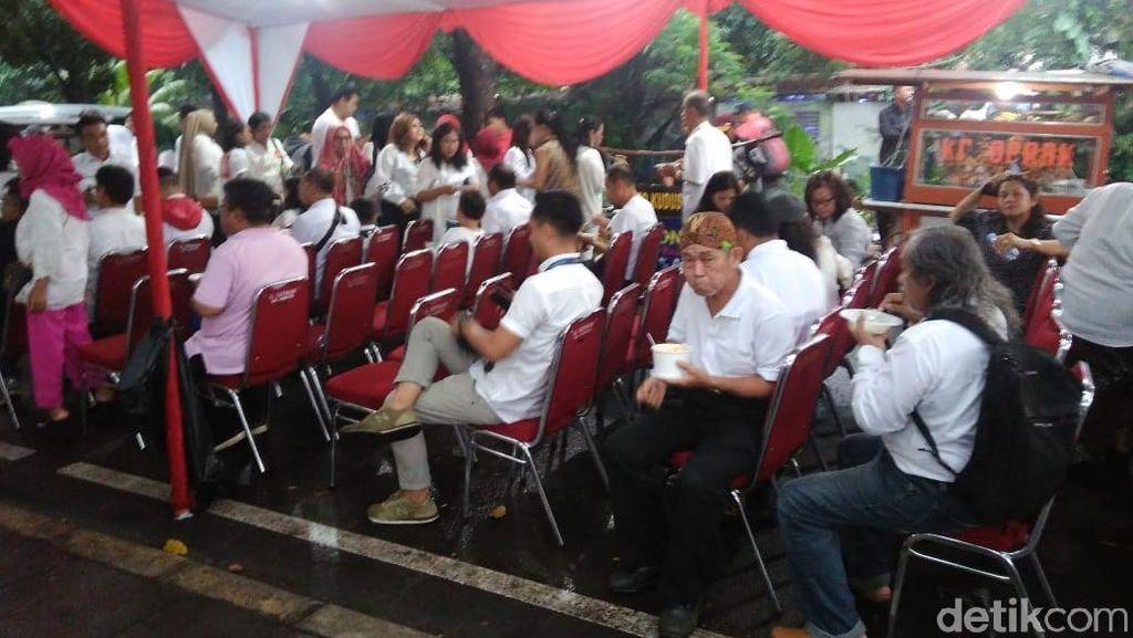 Jokowi Menang Versi Quick Count, Alumni Trisakti Gelar Syukuran