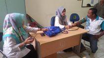 Pemkab Muba Kerahkan Tim Kesehatan Cek Kondisi Petugas KPPS-PPK