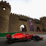Jadwal F1 GP Azerbaijan