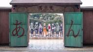 Foto: Mengintip Desa Konoha di Dunia Nyata