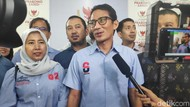 Jokowi Kirim Utusan, Sandiaga Ingin Langsung Ketemuan