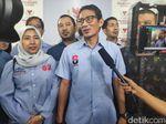 Sandi soal Usul Pansus Kecurangan Pemilu: Harus dari Rakyat, Jangan 2 Paslon
