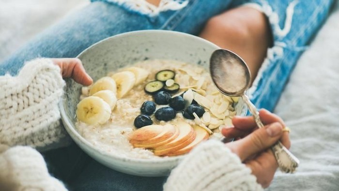 Ada banyak alasan yang membuatmu tak boleh melewatkan sarapan pagi ini. (Foto: iStock)