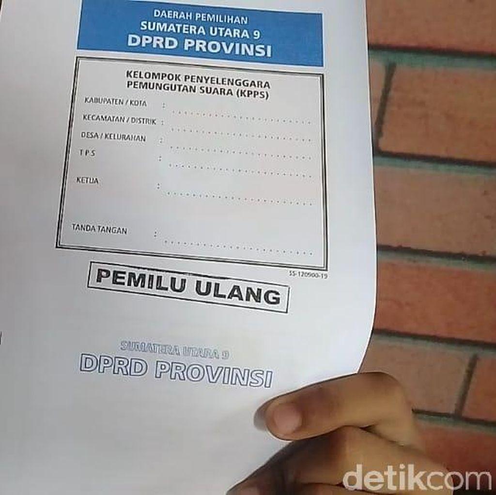 Total Ada 63 TPS di Banten yang Gelar Pencoblosan Ulang