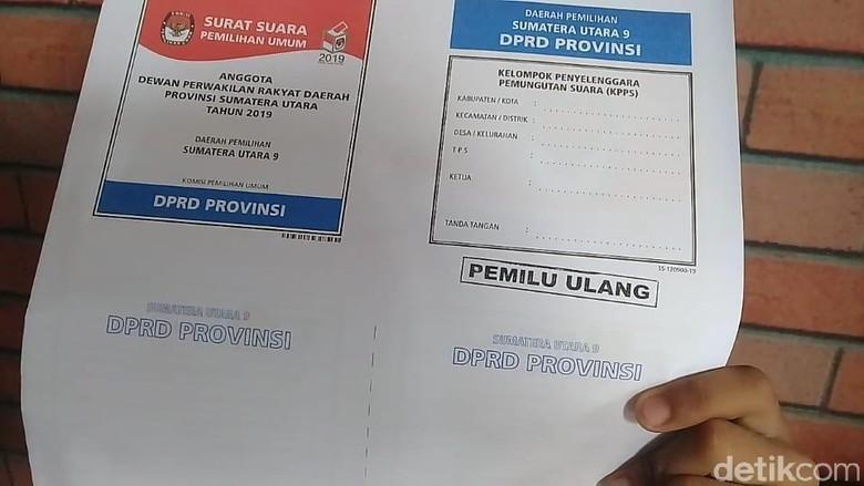 Total Ada 63 TPS di Tangerang yang Gelar Pencoblosan Ulang