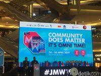 Anies Bicara Jakarta Kota Kelas Dunia Marketing Week