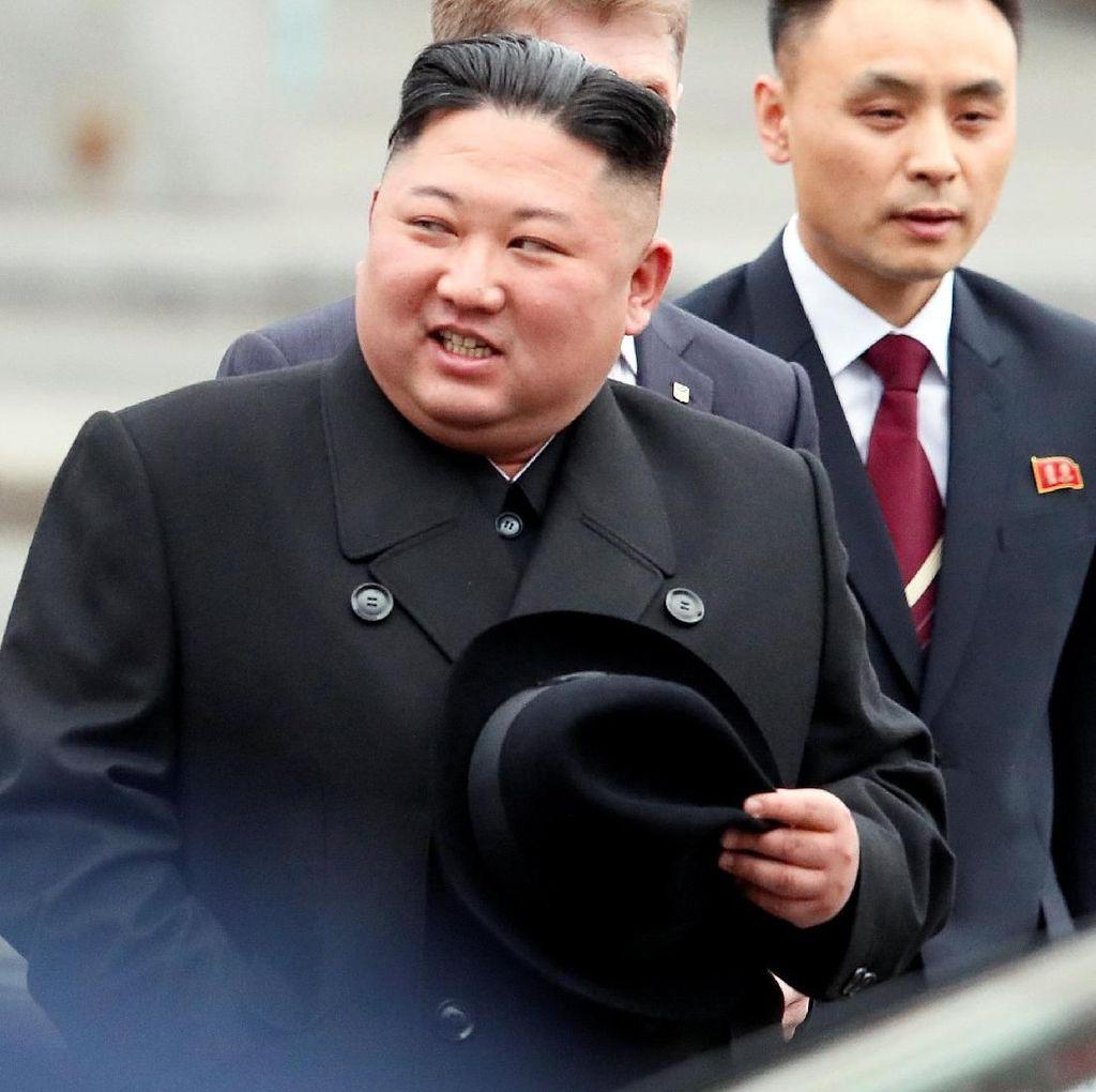 Kim Jong Un Bilang Perdamaian di Semenanjung Korea Bergantung pada Sikap AS