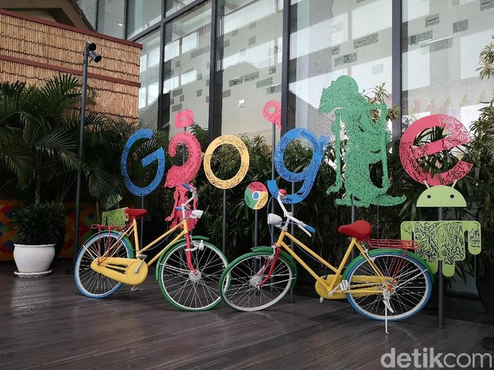 Google, Google Indonesia, Ilustrasi Google Indonesia