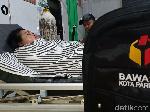 Kelelahan, Ketua Panwascam di Parepare Pingsan Saat Rekapitulasi
