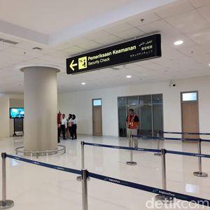Seminggu Jelang Operasi, Begini Kinclongnya Bandara Baru Yogya!