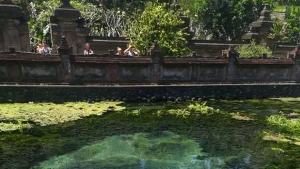 Pura Tirta Empul Nan Syahdu di Bali