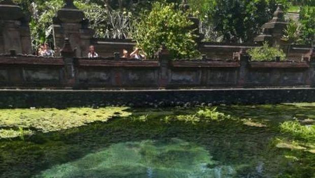 Pura di Ubud, Bali.