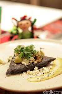Chef Ortega Sajikan Kuliner Autentuk Meksiko di The Restaurant