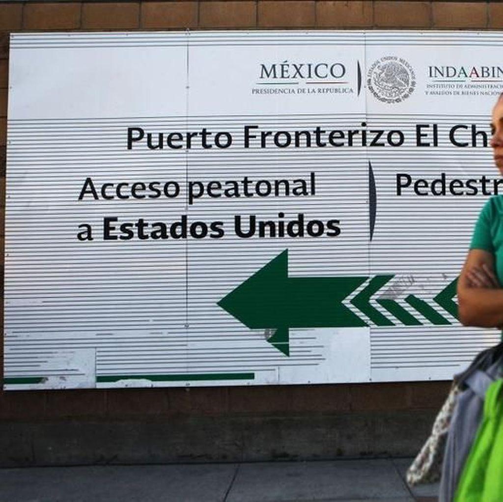 FBI: Ormas AS Penodong Migran Berlatih Membunuh Obama dan Clinton