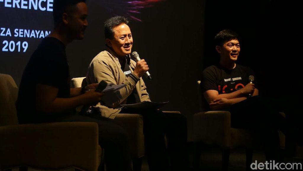 Menggaet Luar Negeri, Beri Modal Film Indonesia