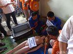 Video Rekonstruksi Pembuangan Mayat dalam Koper