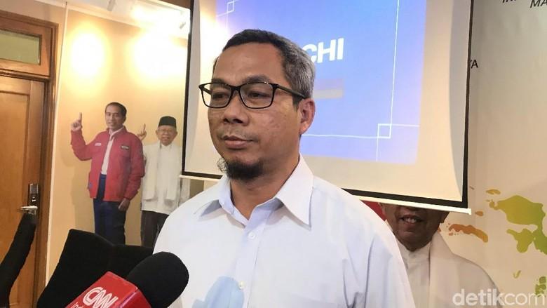 TKN Jokowi ke BPN soal Real Count: Kalau Benar Ada, Buka!