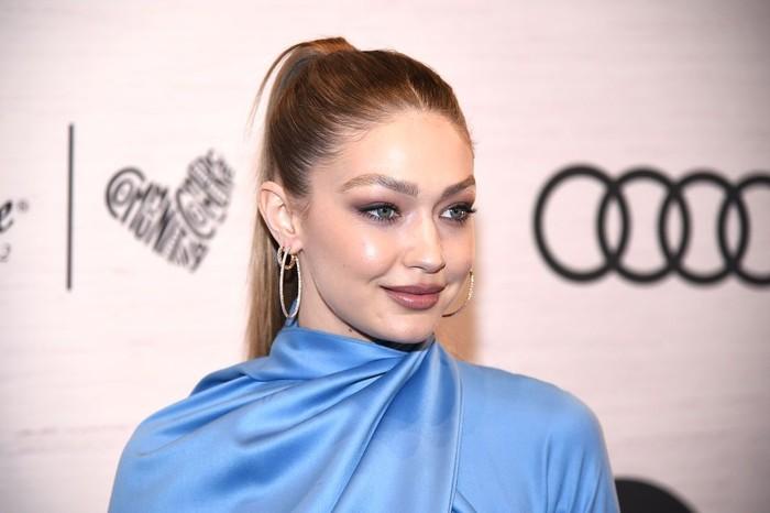 Gigi Hadid berulang tahun ke-24. Foto: Theo Wargo/Getty Images