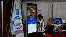 Sosialisasi Layanan Publik, Diskominfo Kalteng Gelar Trade Expo 2018