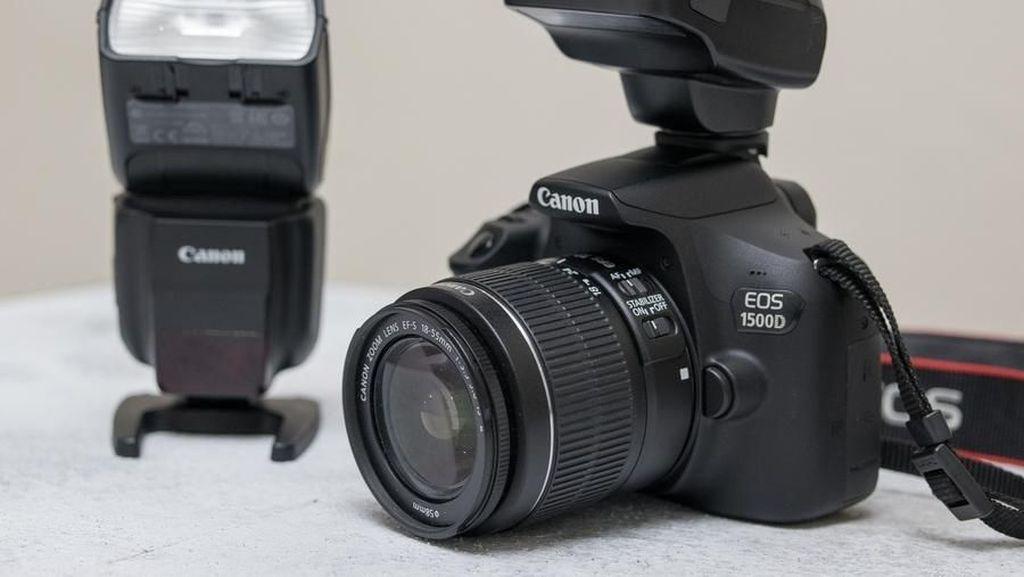 Mengulas Flash Photography dengan Canon 1500D