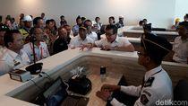 Menkumham Pastikan Kesiapan Pelayanan Imigrasi Bandara Kulon Progo