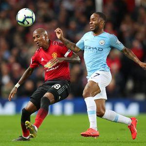 10 Fakta Jelang Manchester City Vs Manchester United