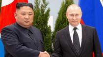Perdana! Kim Jong Un-Putin Bertemu di Rusia